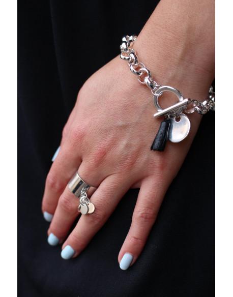 Bracelet gros maillon