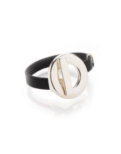 Bracelet cuir simple tour
