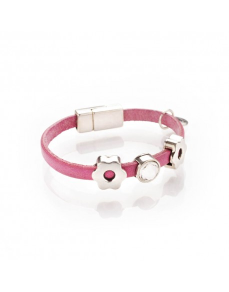 Bracelet enfant simple tour en cuir