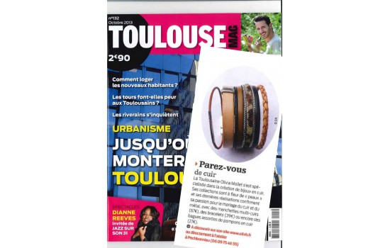 Octobre 2013 - Toulouse Mag